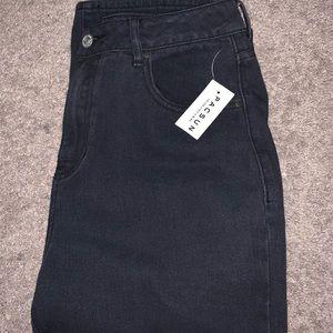 PacSun Black Mom style Jean